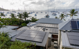 Solar Island Energy and Azimuth Energy  Earn Industry's Most Prestigious Certification
