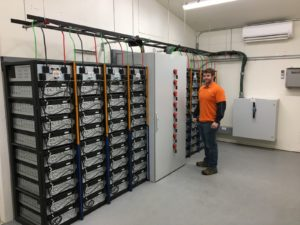 HOMER Pro® Eases the Design Challenges of a Private Microgrid in the Catskills
